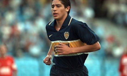 A 21 años del debut de Riquelme