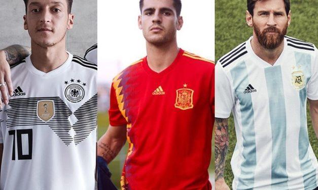 En el fútbol, lo retro también es moda