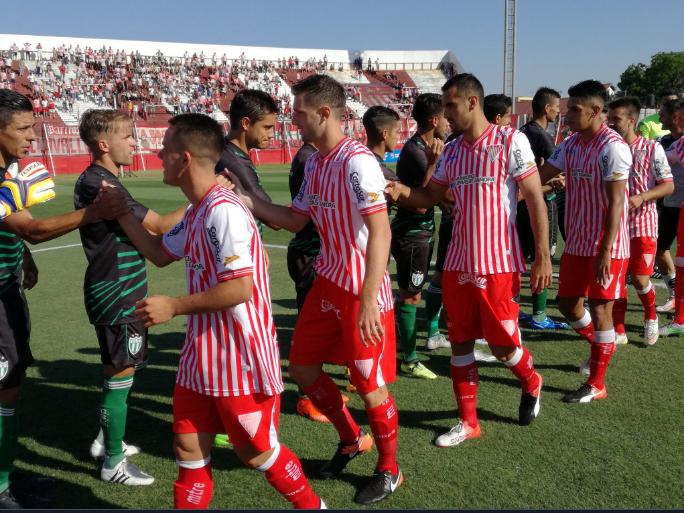 Los Andes rescató un punto ante Estudiantes SL