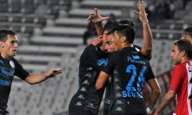 Belgrano se quedó con un triunfazo en La Plata