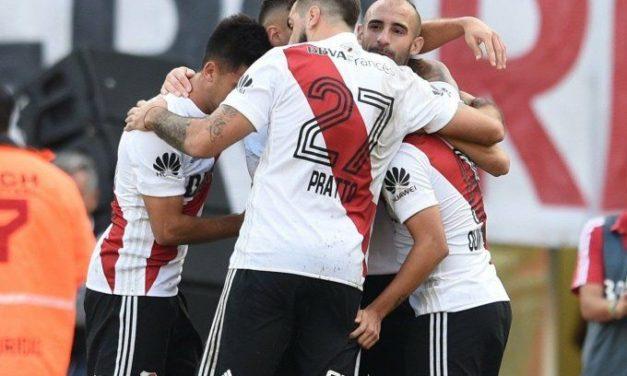 River sueña con la Copa Sudamericana.