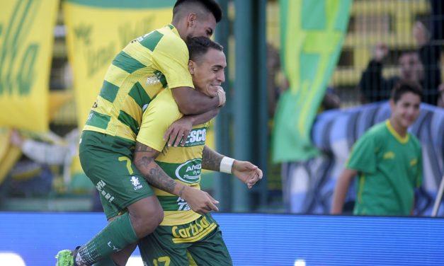 Defensa derrotó a Arsenal y clasificó a la Sudamericana