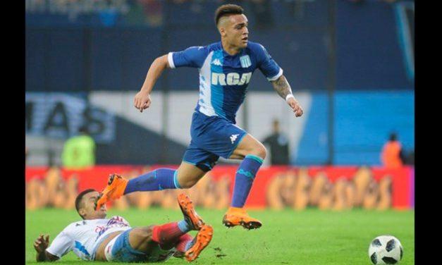 Racing ganó y sueña con la Libertadores 2019…