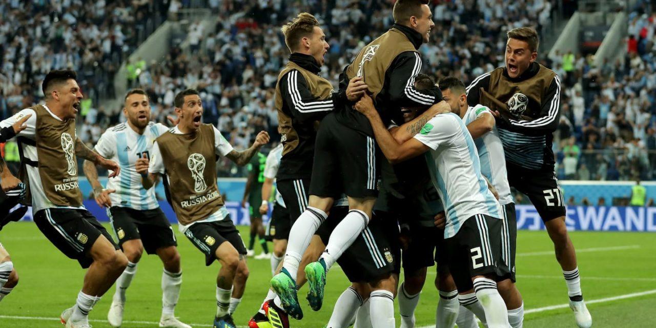Si de fútbol se trata, Argentina te alimenta de esperanzas