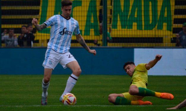 Defensa y Atlético empataron en Varela
