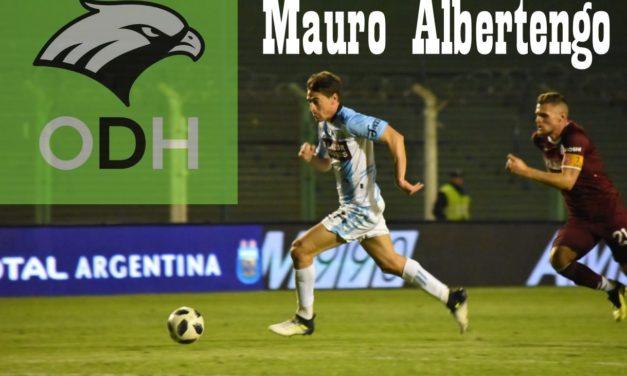 """Mauro Albertengo: """"Sabemos lo que representa Rafaela, tenemos la obligación de luchar por ascender"""""""