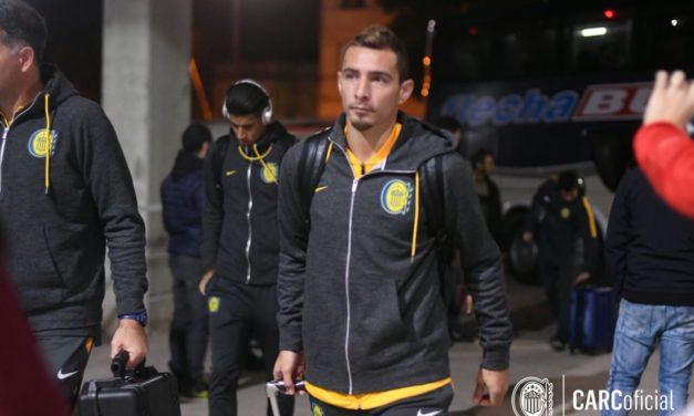 Copa Argentina – Con Ruben de titular debuta el canalla