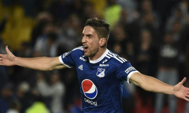 Habrá duelo colombiano en la Sudamericana
