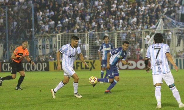 Atlético Tucumán y Racing igualaron en el cierre de la fecha