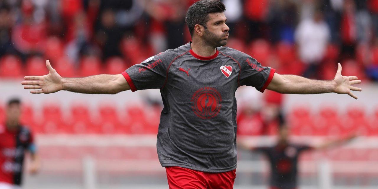 Independiente goleó al Sabalero