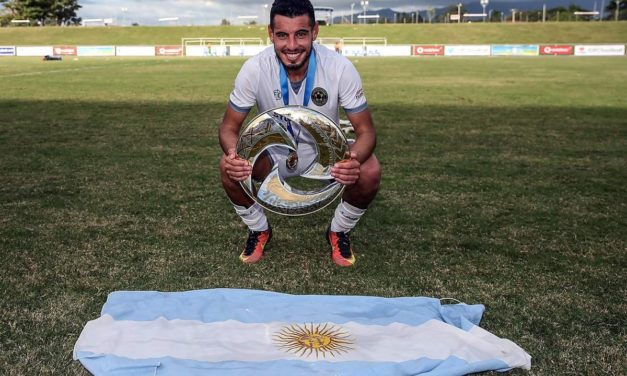 ¿Quién es Mario Barcia? El argentino marcó el primer gol en el Mundial de Clubes