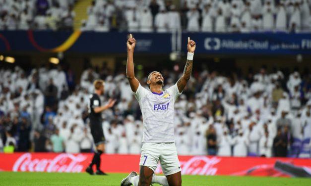 Al Ain se clasificó a Cuartos