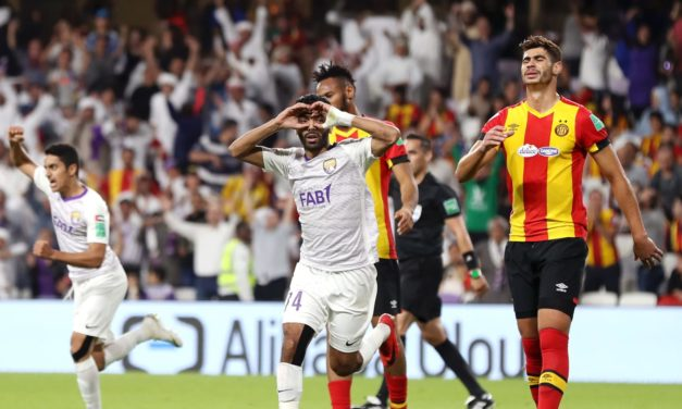 Al Ain goleó y será rival de River